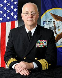 Admiral Mark L Tidd