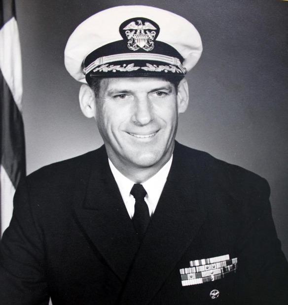 McCrary, Robert D. Ens. 1st Div. Capt. Ret.