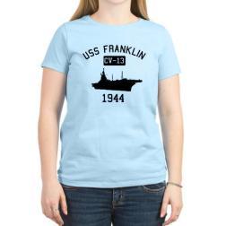 uss_franklin_1_tshirt