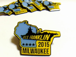 2015 Milwaukee Pin